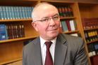 Judge Geoff Rea. Photo / Chris Loufte