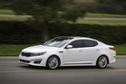 Kia's Optima has been treated to a significant interior and technology overhaul.
