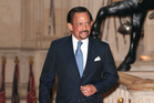 His Majesty Hassanal Bolkiah. Photo / AP