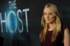 Actress Saoirse Ronan, the star of 'The Host'. Photo / AP
