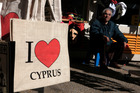 Cyprus businesses can't pay suppliers, fill orders or pay wages while banks remain closed. Photo / AP