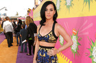Singer Katy Perry at the annual Nickelodeon's Kids' Choice Awards. Photo / AP