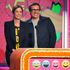Kristen Wiig and Steve Carell present the award for favourite movie at the Nickelodeon's Kids' Choice Awards. Photo / AP