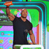 Dwayne Johnson accepts the award for favourite male buttkicker at the Nickelodeon's Kids' Choice Awards. Photo / AP
