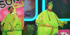 View: Celebs get slimed at the Nickelodeon Kids' Choice Awards