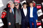 The Rolling Stones will be this year's Glastonbury headliners. Photo / AP