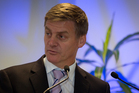 Finance Minister Bill English. Photo / Sarah Ivey