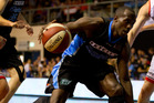 Cedric Jackson collected the MVP award after an outstanding season for the Breakers.  Photo / Sarah Ivey