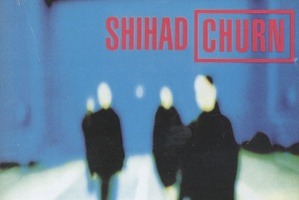 Album cover for Churn by Shihad. Photo / Supplied