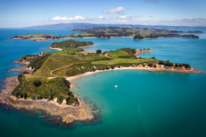 A wildlife conservation sanctuary being created on Rotoroa Island will enhance the Hauraki Gulf Marine Park. Photo / Natalie Slade