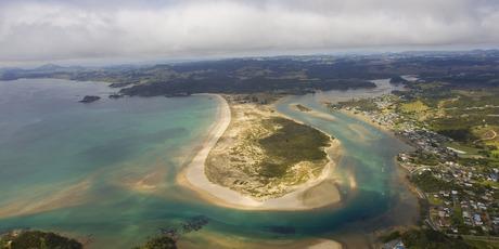 Ngunguru spit on Northland's East Coast. Photo / Supplied