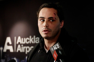 Zac Guildford. Photo / Sarah Ivey