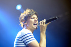 Louis Tomlinson's estranged father wants to reconnect with the One Direction star. Photo / Michael Craig