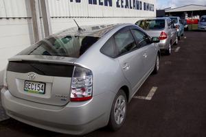Hybrid Cars at Battery Clinic. Photo / Kellie Blizard