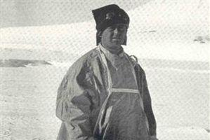 Polar explorer Captain Robert Falcon Scott died 101 years ago. Photo / Supplied