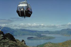 Christchurch gondola. Photo / Supplied