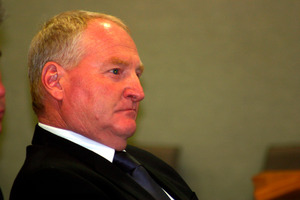 Roderick Gunn must not operate as a pilot in command of flights in and out of Queenstown for 12 months. Photo / Supplied