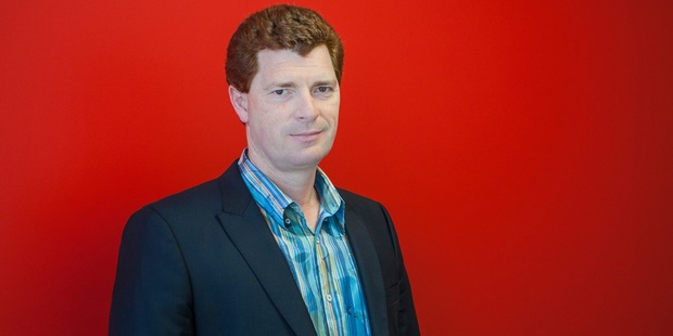 Steven Newman, CEO and a shareholder of the tech business EROAD. Photo / Supplied
