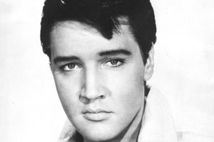 Elvis Presley. Photo / File