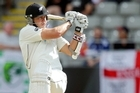 Peter Fulton and Graham Gooch press conferences. New Zealand are within striking distance of a second home series victory in 18 attempts over England at stumps on the fourth day of the final test. England is 90 for four, chasing an improbable 481 for victory.