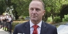 John Key: Tiwai Point, Jesse Ryder and drought