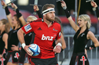 Kieran Read's status as one of the world's best No8's is beyond dispute and he is also quickly becoming one of the best captains. Photo / Getty Images