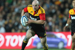 Brendon Leonard is returning to the Chiefs, after recovering from an injury. Photo / Getty Images.
