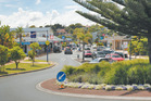 Mairangi Bay shops. Photo / Ted Baghurst