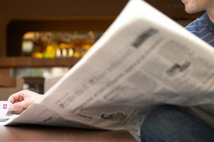 Press freedom is not abused in this country, New Zealanders do not pay for unreliable news. Photo / Thinkstock