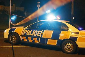 Up to 100 youths attacked police in a brawl in south Auckland overnight. Photo / File photo