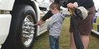 New Plymouth's Hickford Park Truck show