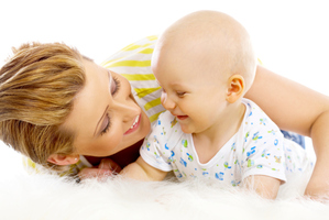 Putting baby photos up on Facebook has been named one of the most disliked parental habits. File photo / thinkstock