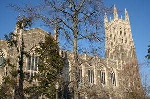 Duke University. Photo / Thinkstock