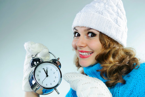 Get ready to rug up as you wind your clocks back this weekend.Photo / Thinkstock