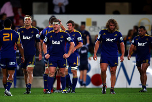 The Highlanders are the only side without a victory, but their losing margins have not been massive.  Photo / Getty Images