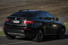 2013 BMW X6 M50d photographed in Auckland for Driven Magazine. 25 March 2013 NZ Herald photo by Ted Baghurst.