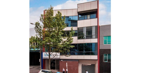 Exterior view of 5 Nelson St in the Auckland CBD. Photo / Supplied