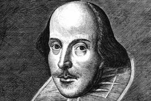 William Shakespeare. Photo / Thinkstock