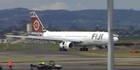 Fiji Airways arrives in New Zealand