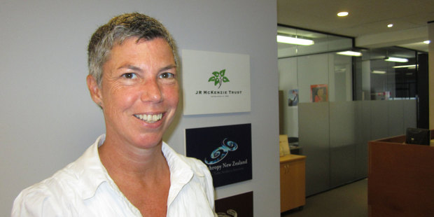 Liz Gibbs, chief executive of Philanthropy NZ. Photo / Supplied