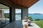Winner of home of the year, Headland House on Waiheke Island by Nicholas Stevens and Gary Lawson. Photo / Supplied