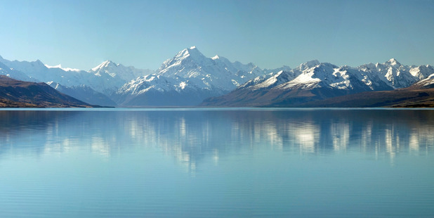 Aoraki/Mt Cook. Photo / Thinkstock