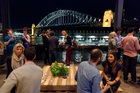 Bar At The End Of The Wharf in Sydney. Photo / Supplied