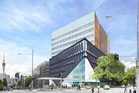 An architect's impression of the new Science Centre to be built at Auckland University. Photo / Supplied