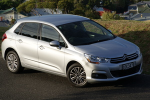 The Citroen C4 is well-priced and equipped but is let down by a clunky gearbox.