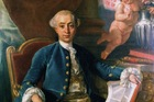 Giacomo Casanova as painted by Anton Raphael Mengs. Photo / Supplied