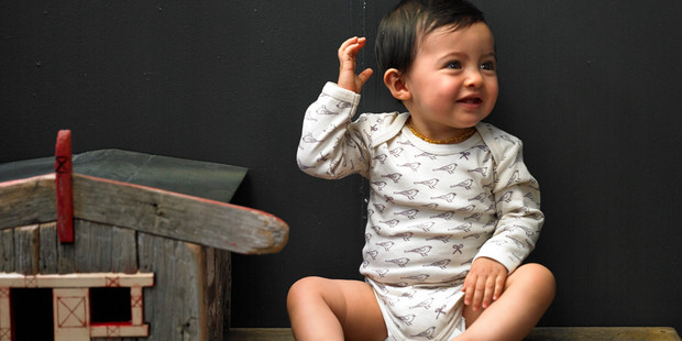 Nature Baby is forecasting $500,000 of sales with the US retailer J Crew in the coming year. Photo / Supplied