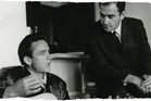 My Father and the Man in Black looks at Jonathan Holiff's search for his unknown dad, Saul, who was Johnny Cash's manager from 1960 to 1973. Photo / Supplied
