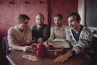 British band Stornoway. Photo / Supplied