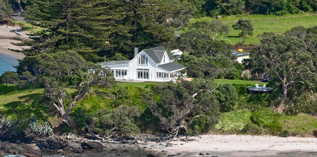 "The Matheson Bay property, described as a ""waterfront heirloom""."